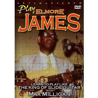 Play Elmore James [DVD] USA import