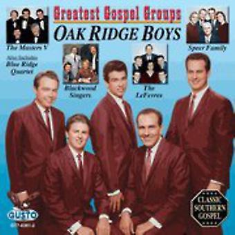 Various Artist - Greatest Gospel Groups [CD] USA import