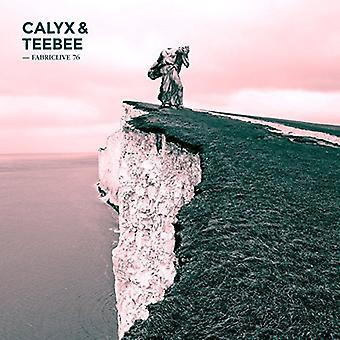 Calyx & Teebee - Fabriclive 76 [CD] USA import