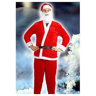 Män kostymer män Santa kostym