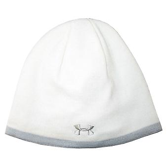 UNDER ARMOUR womens speed beanie [white]