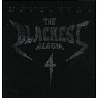 El álbum más negro - Vol. 4-Blackest Album [CD] USA importar
