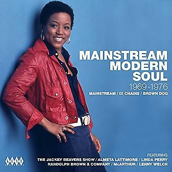 Mainstream Modern Soul 1969-76 - Mainstream Modern Soul 1969-76 [CD] USA import
