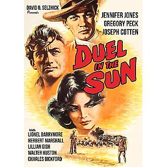 Duel i solen (1946) [DVD] USA import