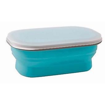 Brunner Foldable Silicone Snack Box (600ml)