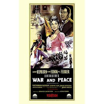 War and Peace Movie Poster (11 x 17)