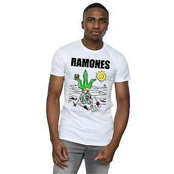 Ramones mænds Loco Live T-Shirt