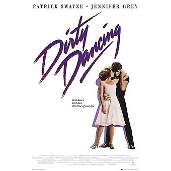 Dirty Dancing Movie Poster Poster Print