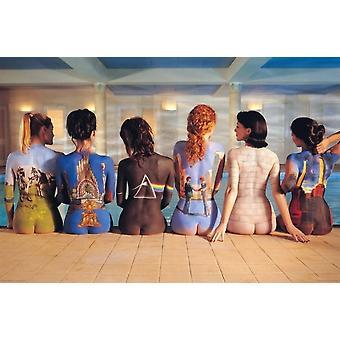 Pink Floyd - Back Catalog Poster Poster Print