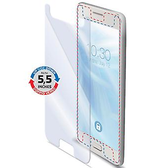 Celly tempered glass Universal 5.5