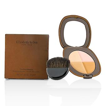Elizabeth Arden FourEver Bronze Bronzing Powder - # 01 Medium - 15g/0.53oz