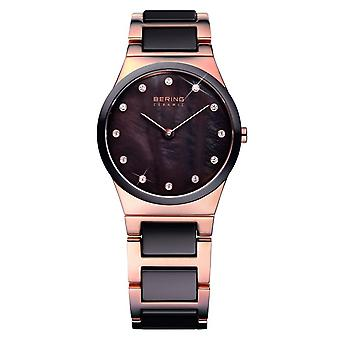 Bering ladies watch wristwatch slim ceramic - 32230-765