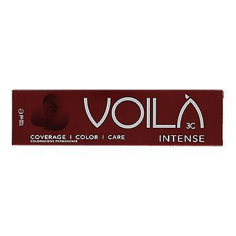 Intercosmo Voila Intense Dark Blonde Amber 6.41 Permanent Hair Colour 100ml