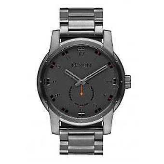 Nixon The Patriot All Gunmetal (A937632)