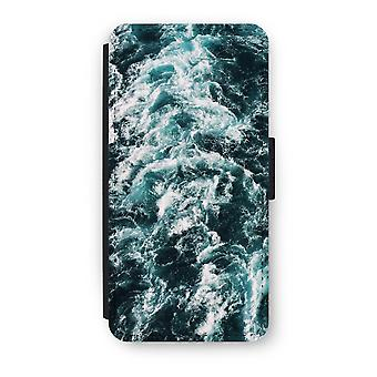 Samsung Galaxy S8 Flip Case - Ocean Wave