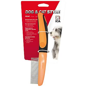 Ica Thick Comb 5X22Cm 29Puas (Dogs , Grooming & Wellbeing , Brushes & Combs)