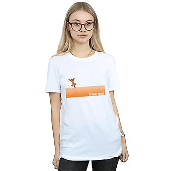 Der Frauen Disney Winnie The Pooh Tigger 1968 Freund Fit T-Shirt