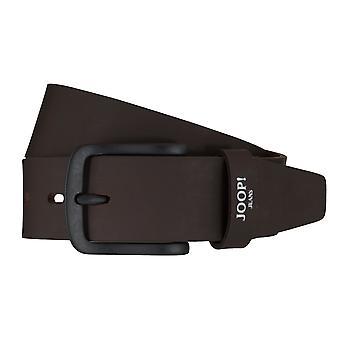 JOOP! Belts men's belts leather belt Brown 5917