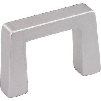 Handle Aluminium (L x W x H) 69 x 12.2 x 40 mm Mentor 268.1 1 pc(s)