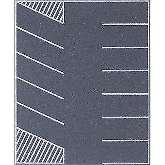 H0 Car park (L x W) 200 mm x 160 mm Busch 7076