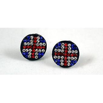 Union Jack Wear Union Jack Stud Earrings