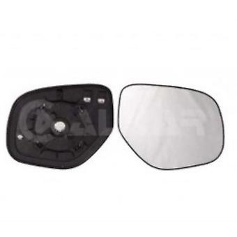 Right Mirror Glass (heated) & Holder for Peugeot 4008 2012-2017
