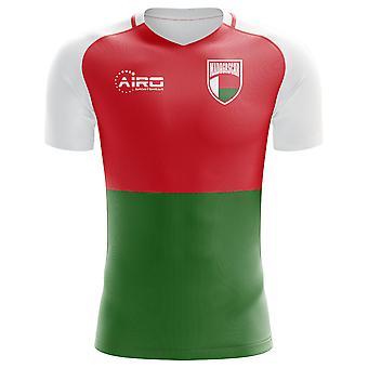 2018-2019 Madagascar Home Concept Football Shirt