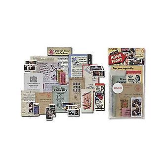 Hjemmebane nostalgisk Memorabilia Pack