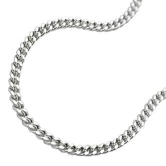 Bauchkette Bikinikette Panzerkette Körperkette 925 Silber diamantiert 90 cm
