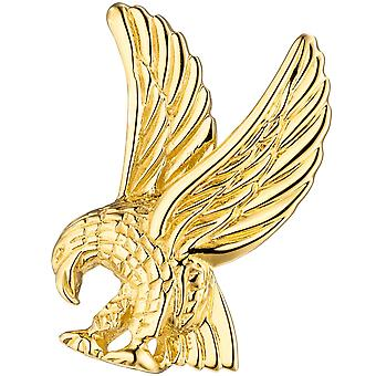 Trailer Eagle 585 gold yellow gold pendant gold