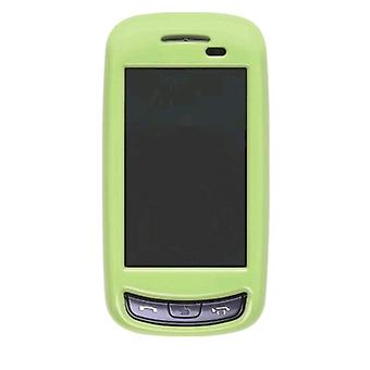 Samsung SGH-A877 Impression Snap-On Case Lime Green