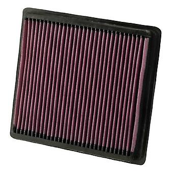 K&N 33-2373 High Performance Replacement Air Filter