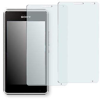 Sony Xperia E1 display protector - Golebo crystal clear protection film