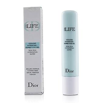 Christian Dior Hydra Life Cooling Hydration Sorbet Eye Gel 37949 - 15ml/0.5oz