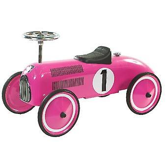 Retro Roller-Formel-1-Schleife Auto Marilyn Fuchsia