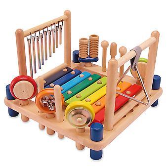 Muziekcentrum met 9 Instrumenten