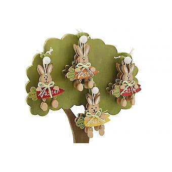 Easter Tree Bunny Hangers - Pack of 4