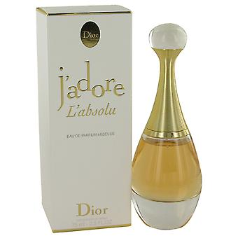 Jadore L'absolu by Christian Dior EDP 75ml