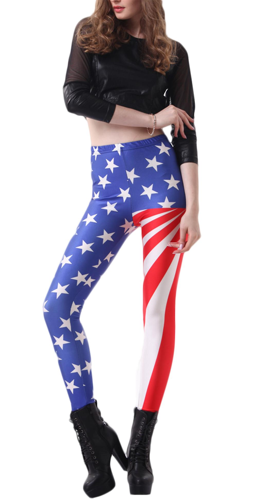 Waooh - Legging American flag printed Ifru