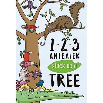 123 - anteater stack upp ett träd av 123 - Anteater stack upp ett träd - 97