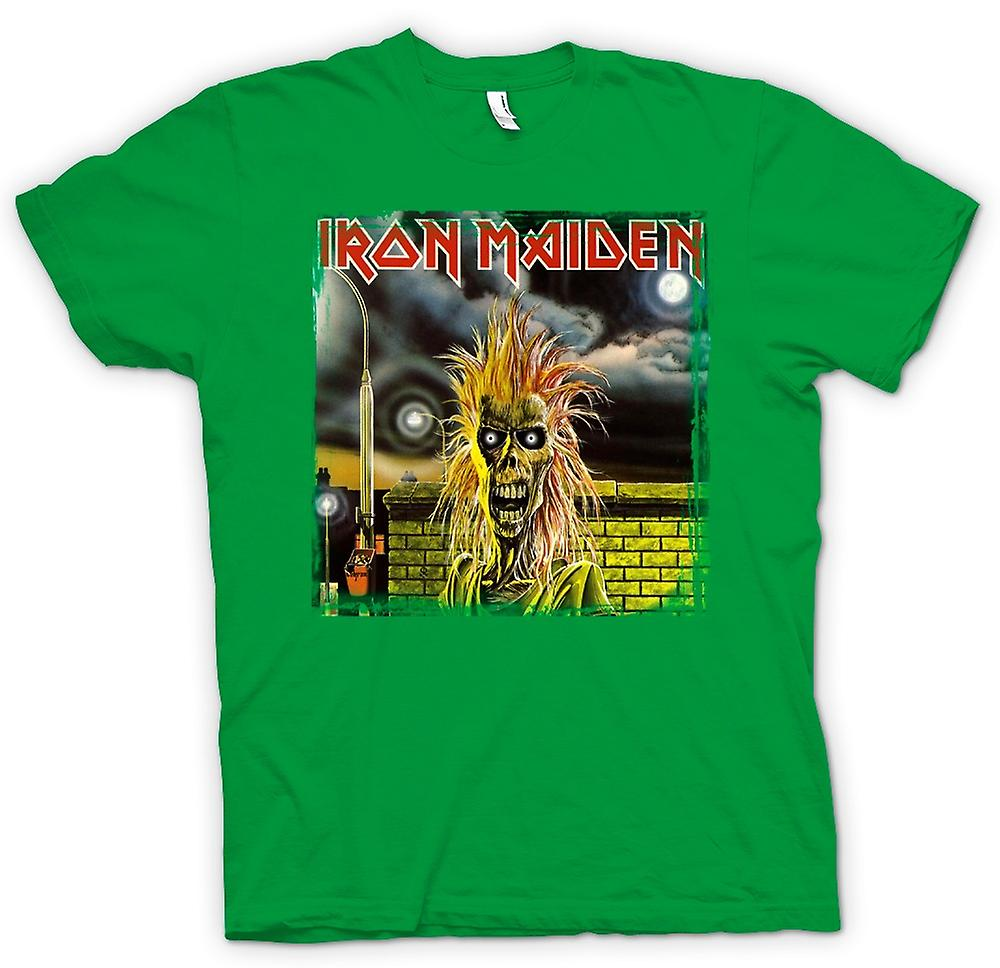 Hommes T-shirt - Iron Maiden - Album Art