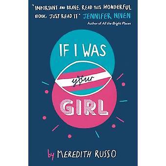 Jeśli Twój dziewczynki przez Meredith Russo - 9781474923835 książki