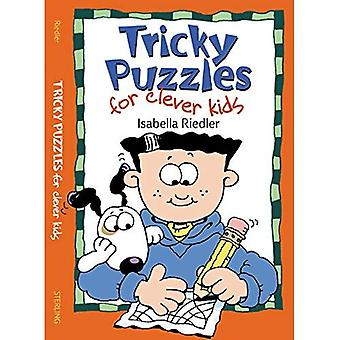 Tricky Puzzles for Clever Kids