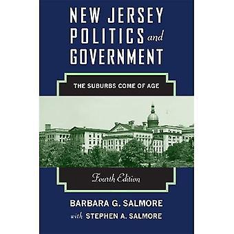 New Jersey politik og regering