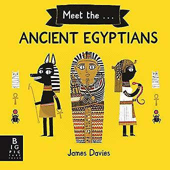 Täytä muinaiset egyptiläiset