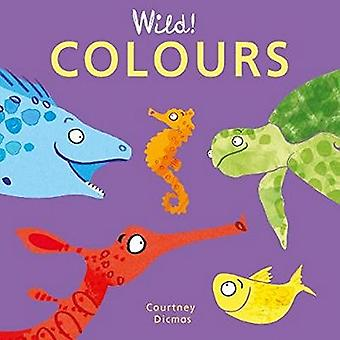 Colours (Wild! Concepts) [Board book]