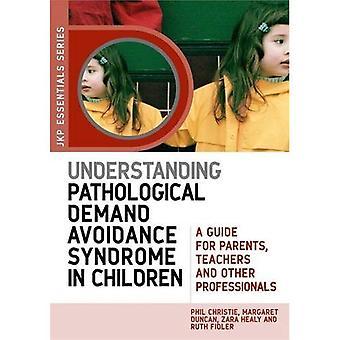 Opis zespół unikania patologicznego u dzieci: Poradnik dla rodziców, nauczycieli i innych pracowników