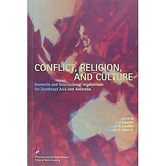 Konflikt, Religion und Kultur: nationale und internationale Auswirkungen für Südost-Asien und Australien