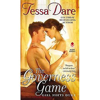 Le jeu de la gouvernante: Girl Meets Duke (duc de Meets Girl)