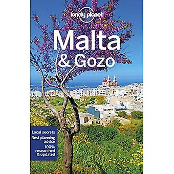 Lonely Planet Malta & Gozo (Reisgids)